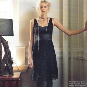 HTF Anthropologie | Odille December Lace Dress